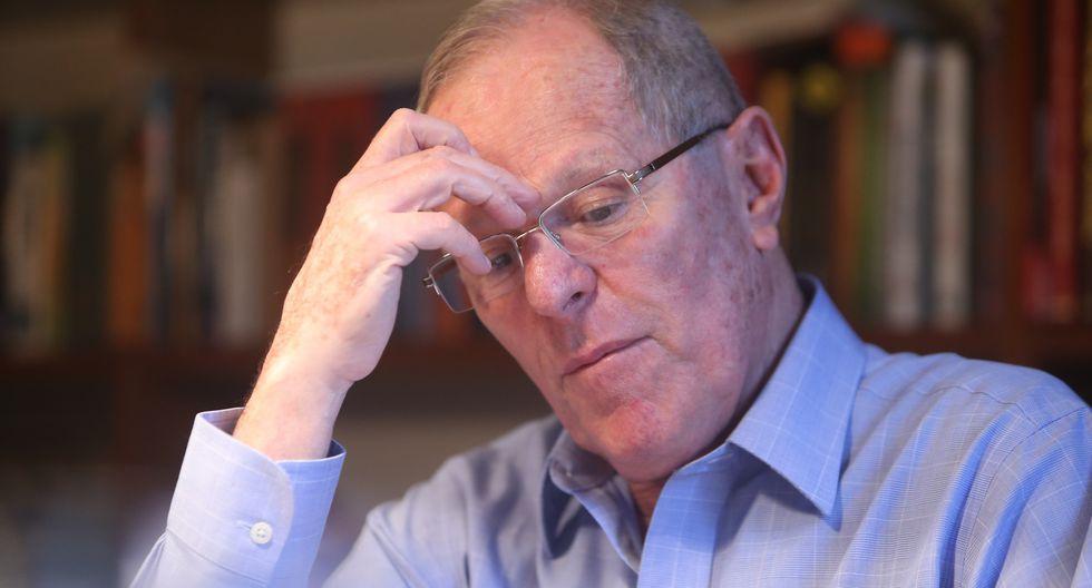 El ex presidente Pedro Pablo Kuzcynskipermanece internado en la unidad de cuidados intensivos de la Clínica Angloamericana por problema cardíacos. (Foto: GEC)
