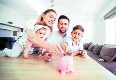 Fomenta el ahorro en tus niños: Aprenderán con el ejemplo
