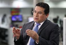 """Rubén Vargas sobre renuncia de generales: """"Es una campaña de personajes que promovieron la vacancia de Vizcarra"""""""