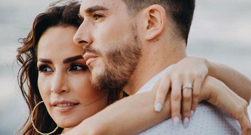 Carmen Villalobos se casó con el actor Sebastián Caicedo en Cartagena. (Foto: Instagram Sebastián Caicedo)