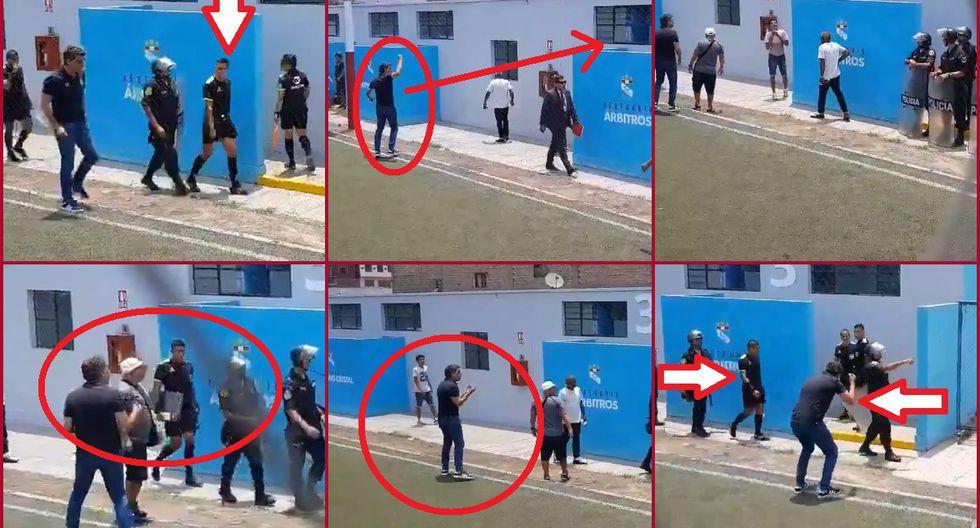 San Martín: Álvaro Barco explotó contra arbitraje: Los siguió hasta el vestuario, vociferó y les increpó exigiendo justicia desesperadamente Video Fotos