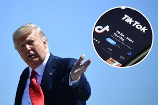 Donald Trump baja el telón a TikTok en Estados Unidos