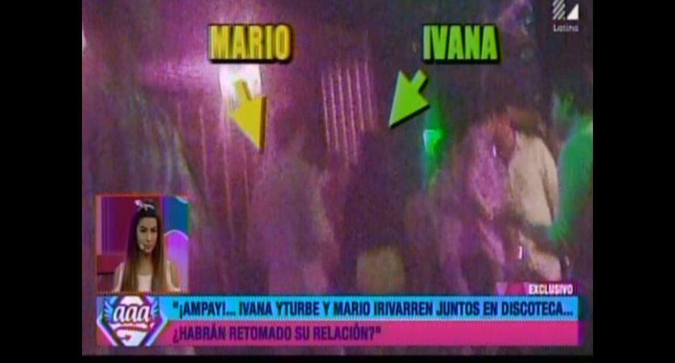 ¿Ivana perdonó a Mario? Mira estas imágenes [VIDEO]