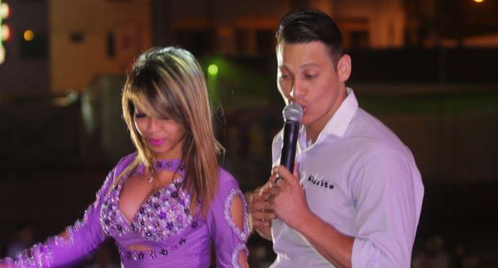 Luigi Carbajal dijo que no va a volver con Dorita Orbegoso.