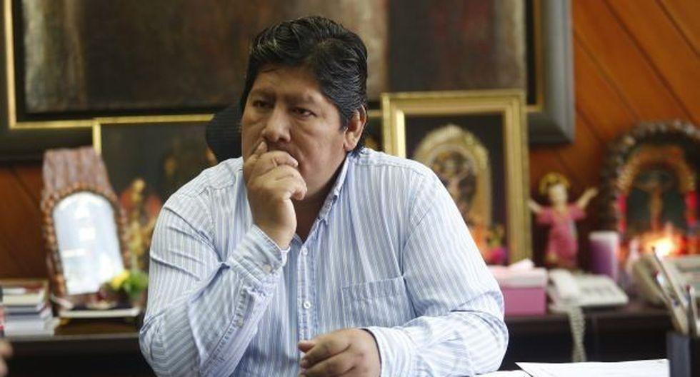 Edwin Oviedo es acusado por los asesinatos ocurrido en la azucarera Tumán. (Foto: GEC/Archivo)