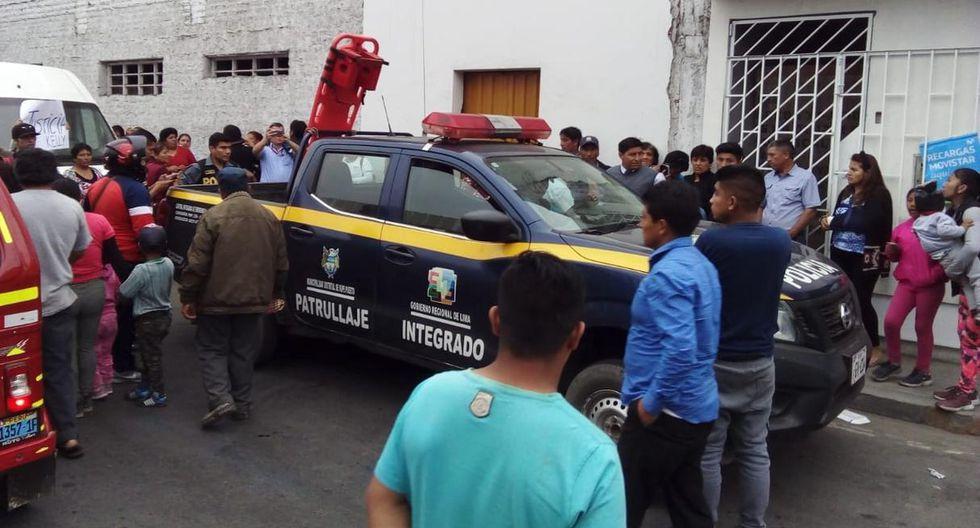 Hallaron sin vida a una pequeña de 10 años en Barranca. (Fotos: Trome)