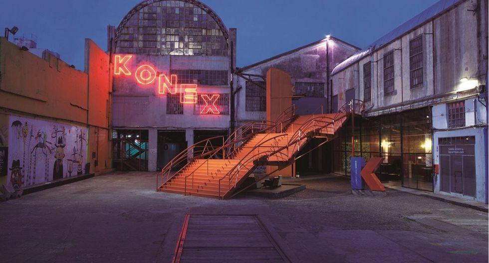 Centro Cultural Konex. (Foto: Difusión)