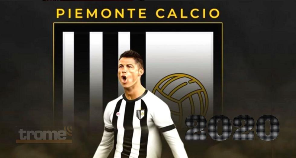 CR7 formará parte de este equipo desde próximo año en FIFA20