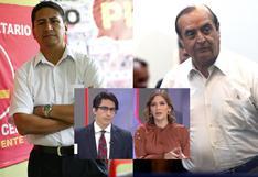 La comparación entre Cerrón y Montesinos de Tatiana Aleman y Sebastián Salazar