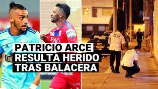 Futbolista del Carlos A. Manucci, Patricio Arce, quedó gravemente herido tras una balacera en el Callao