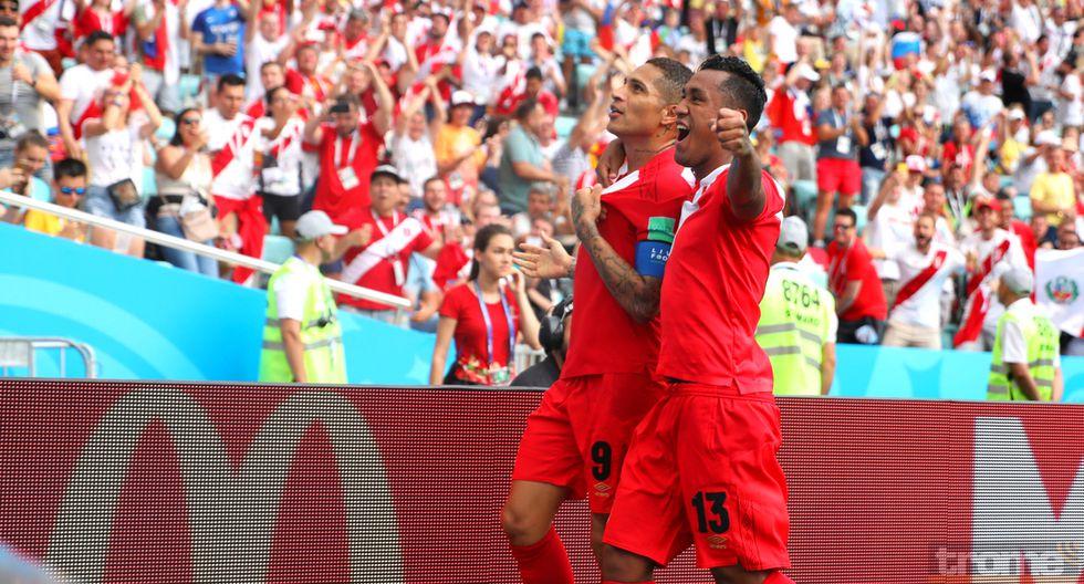 Selección peruana ocupará esta posición luego de su participación en Rusia 2018