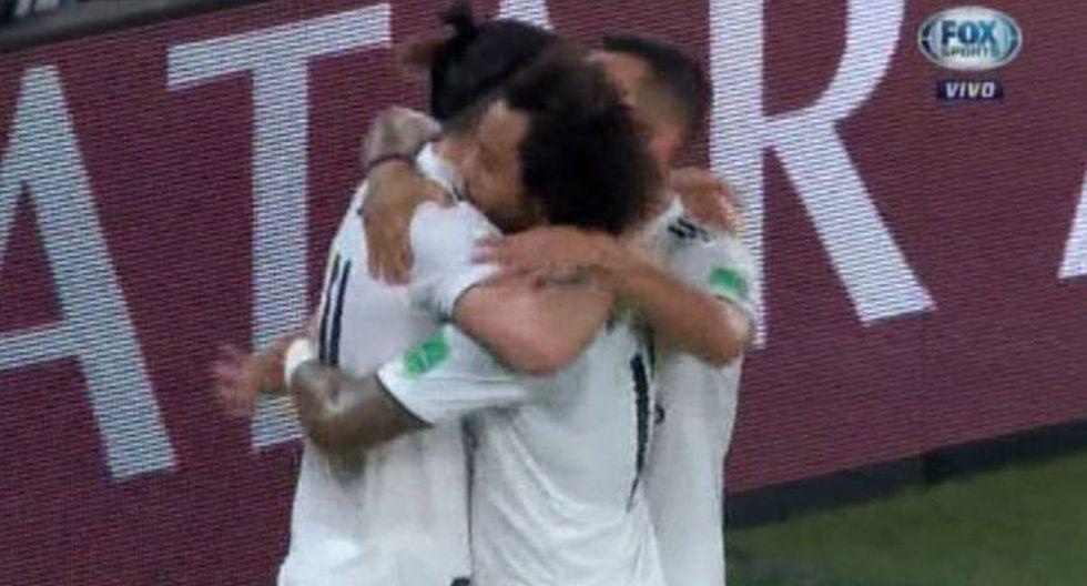 Real Madrid vs Kashima: Gol de Bale