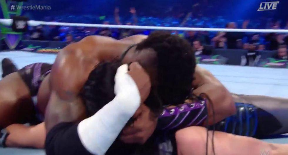 Peleas de la WWE.