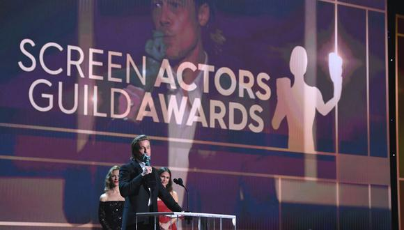 Los premios SAG se retrasan otra vez y pasan a abril por culpa de los Grammy. (Foto: AFP/Valerie Macon)