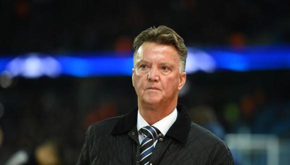 Van Gaal, anunciado como nuevo DT de la selección neerlandesa. (Foto: AFP)