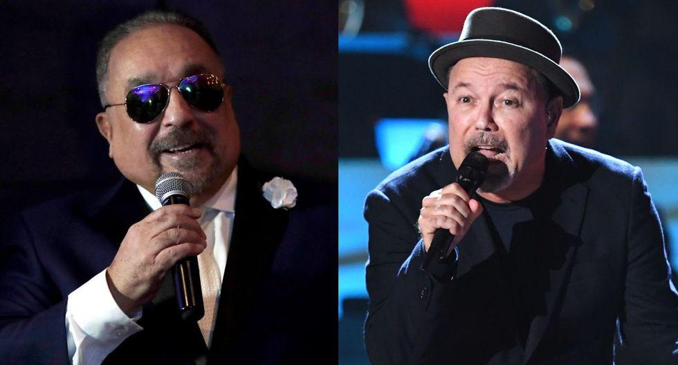 Willie Colón no descarta reconciliarse con Rubén Blades. (Foto: EFE/AFP)