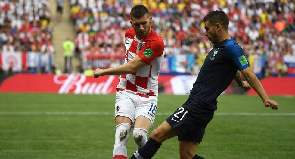 Francia vs Croacia EN VIVO Canal Tv ONLINE Goles Griezmann y Perisic la Final de Rusia 2018 | Video | Resumen