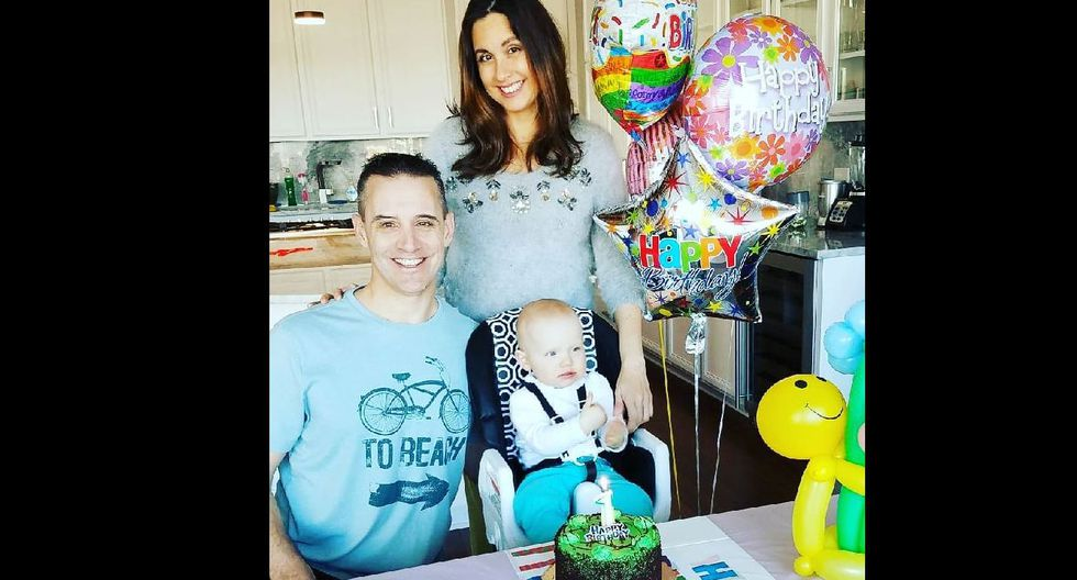 Jessica Tapia da sorpresa de cumpleaños a su hija