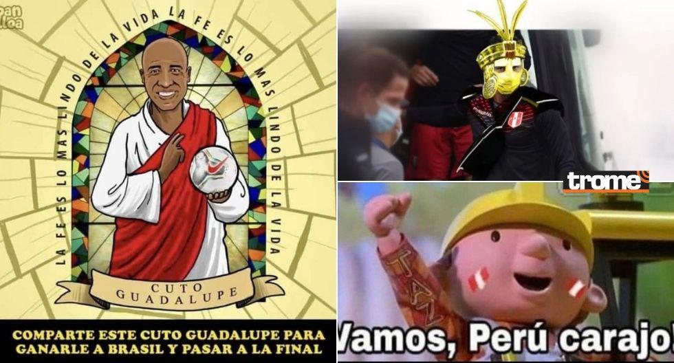 Memes del Perú vs Brasil por la Copa América