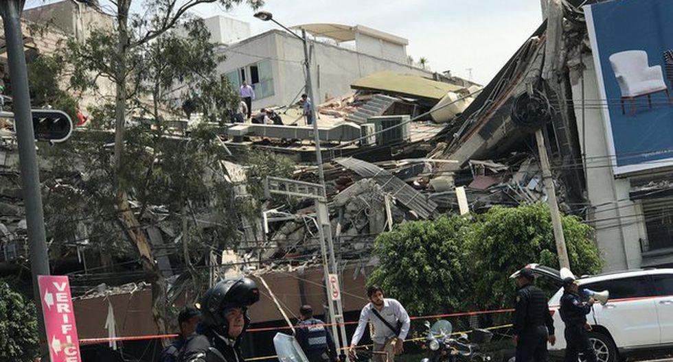 Terremoto de México