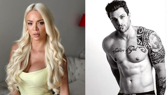 """Sheyla Rojas bromea a Nicola Porcella y lo llama """"cornelio"""". (Instagram)"""