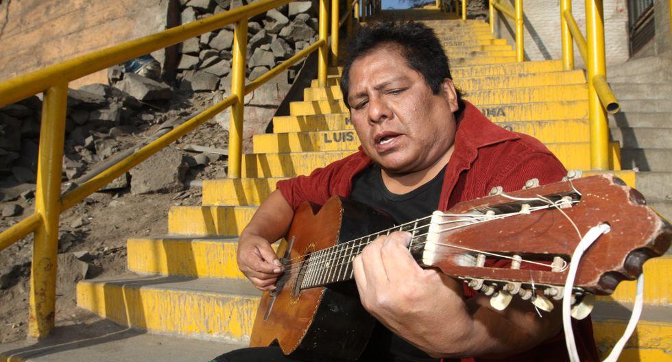 'Cachuca', líder de Los Mojarras, contó que su familia tiene coronavirus. (GEC)