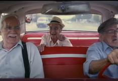 """""""Viejos amigos"""": La última película que protagonizó Ricardo Blume"""
