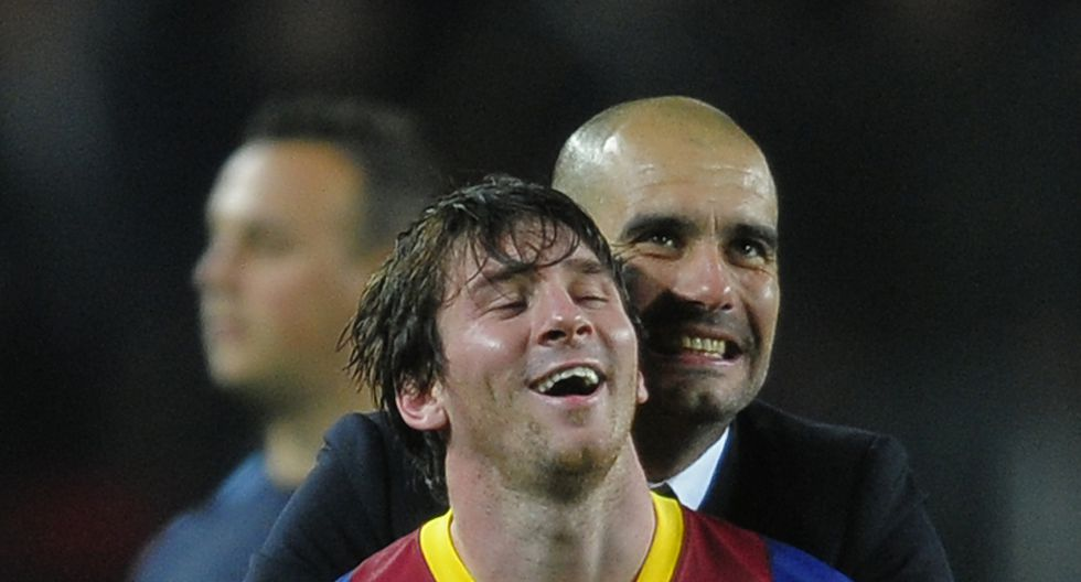 Josep Guardiola reveló lo que desea para el futuro de Messi