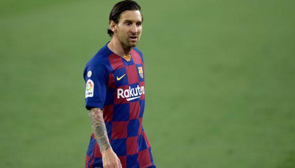 Lionel Messi brindó dos asistencias en el Barcelona vs. Villarreal por Liga Santander. (Foto: AFP)