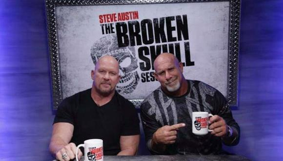 Stone Cold y Goldberg son dos de las superestrellas de WWE más conocidas en el mundo. (WWE)