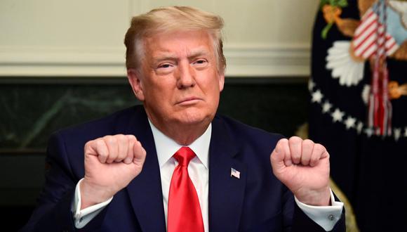 El presidente de Estados Unidos, Donald Trump. (REUTERS/Erin Scott)