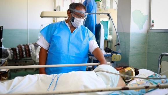 Cusco: Totalidad de camas UCI del Hospital Regional de Cusco estan ocupadas por pacientes COVID-19 menores de edad y adultos jóvenes (Foto Archivo GEC)