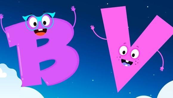 Aprende el uso correcto de la 'b' y de la 'v'.