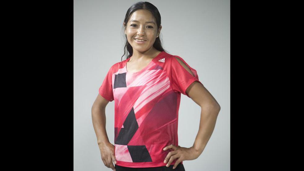 Inés Melchor, orgullo nacional.