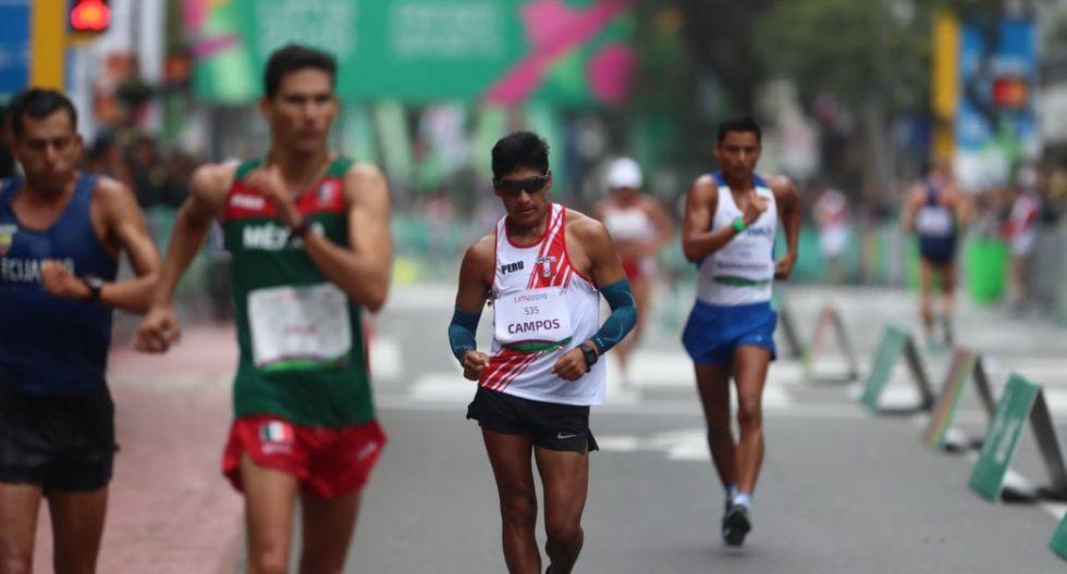 Peruano Luis Campos. (Foto: Giancarlo Ávila)