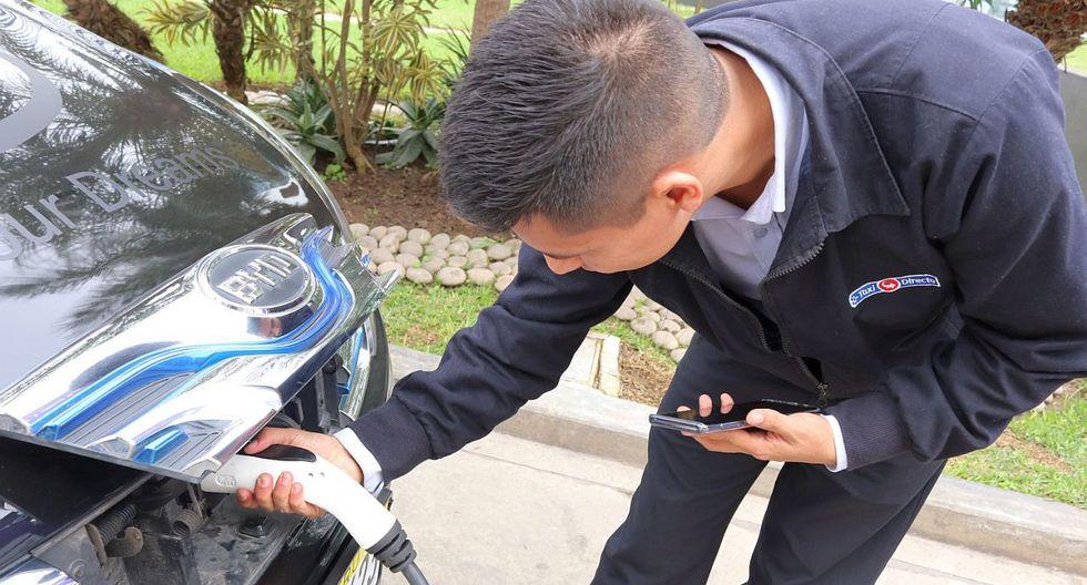 La compañía Taxi Directo será la responsable de gestionar la operación de los taxis elétricos. (Foto: GEC)<br>