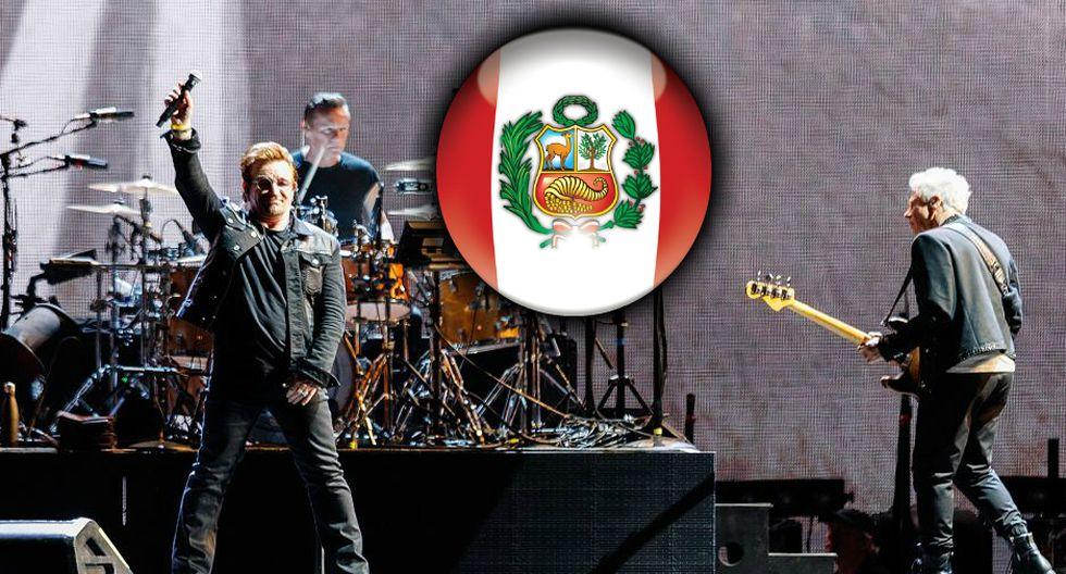 U2 en Lima: concierto en Perú se realizaría el próximo 24 de octubre