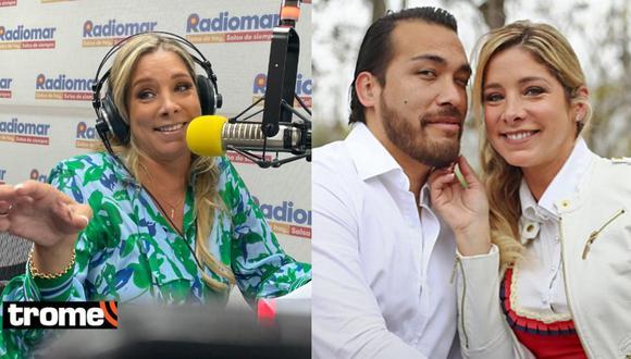 """Sofía Franco reaparece en la radio tras amistarse con Álvaro Paz de la Barra: """"He recibido propuestas en TV"""""""