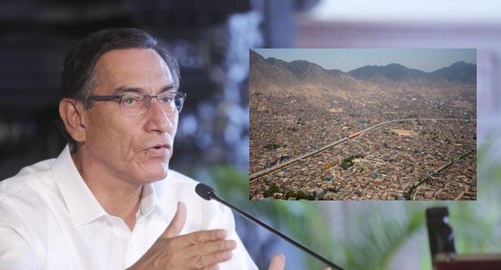 Ate y San Juan de Lurigancho recibirán 2 millones de soles para comprar alimentos para la población por crisis de Coronavirus