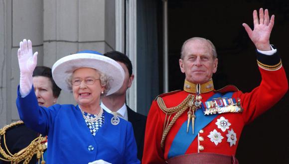 """""""Su alteza real ha fallecido en paz esta mañana en el castillo de Windsor"""", anunciado un comunicado del Palacio de Buckingham.  (Foto:  Geoff Garratt / AFP)"""
