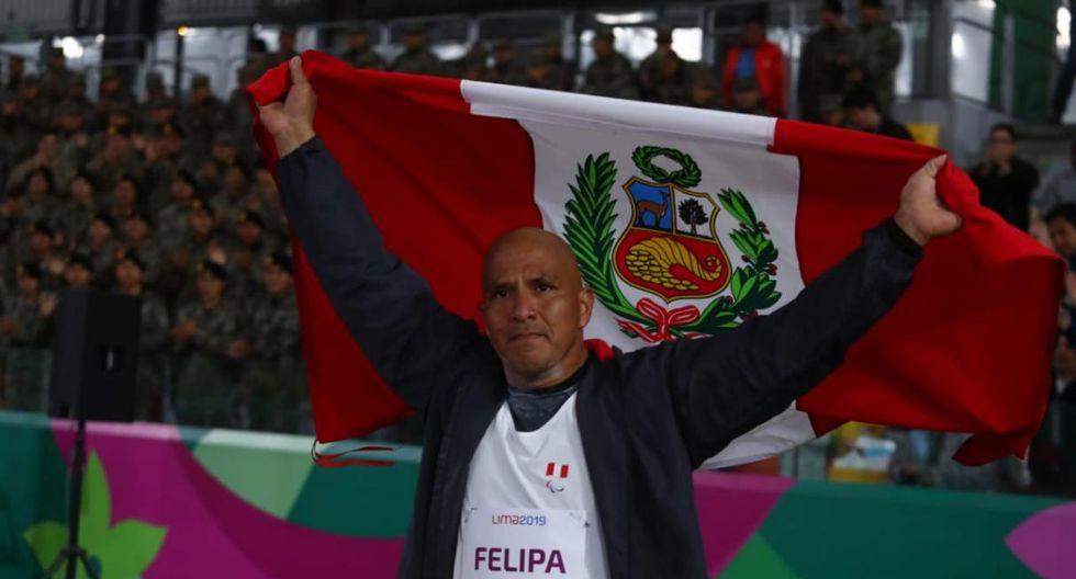 Carlos Felipa es todo un orgullo para el país. (Fotos: Alessandro Currarino/GEC)