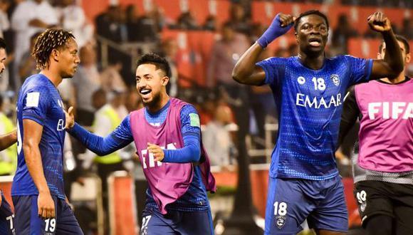 André Carrillo brilló en Mundial de Clubes: Participó del golazo de Gomis y Al Hilal jugará la semifinal ante Flamengo   VIDEO