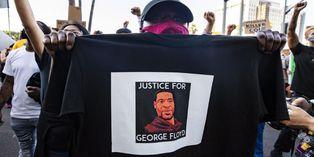 Protestas y manifestaciones por el crimen del afroestadounidense George Floyd a manos de un policía blanco en el estado de Minnesota. (Agencias)