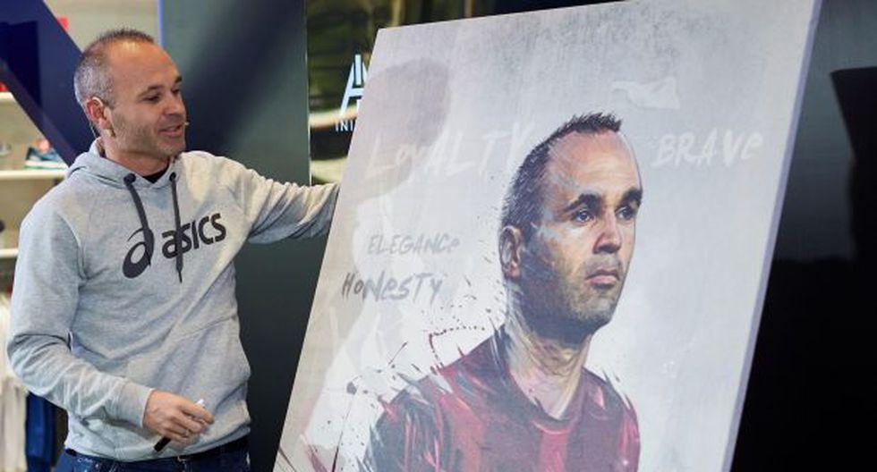 Andrés Iniesta anunció retiro y lanzó promesa de regreso al Barcelona