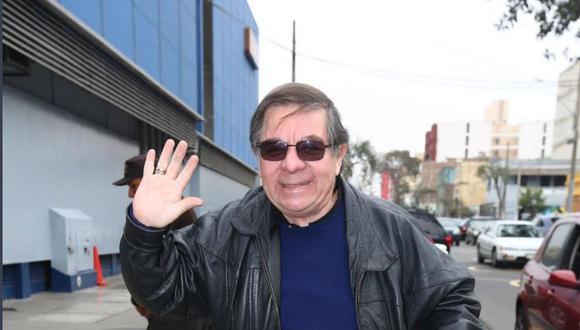 Efraín Aguilar participará en las elecciones internas de Renovación Popular (Foto: GEC)