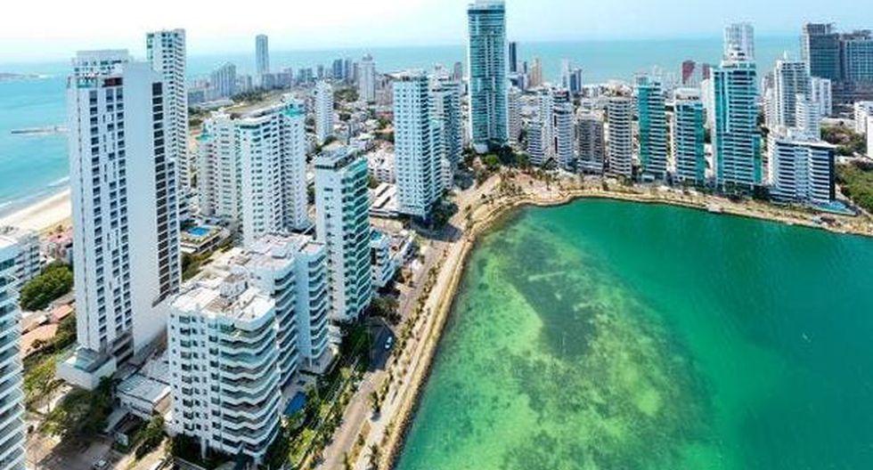 Coronavirus en Colombia: Aguas de Cartagena se tornan cristalinas y turquesa tras cuarentena y aislamiento obligatorio