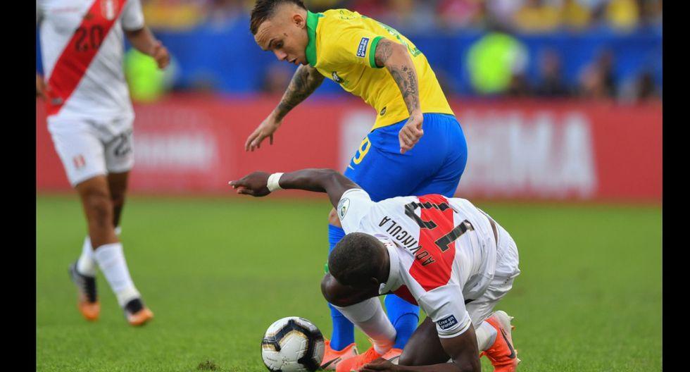 Perú vs Brasil Seguir partidazo por el título de Copa América 2019