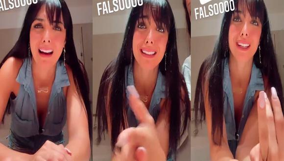 Seguidores de Rosángela Espinoza le preguntan si es creída, antipática o antisocial. (Instagram: @rosangelaeslo)