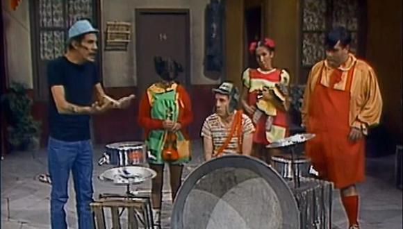 El Chavo del 8 es una serie de televisión cómica mexicana creada y protagonizada por Roberto Gómez Bolaños, producida por Televisión Independiente de México. (Foto: Televisa)