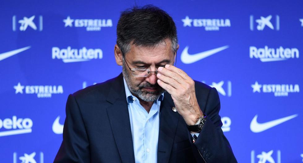 Detienen a Josep María Bartomeu, expresidente del Barcelona, por escándalo del 'BarzaGate'